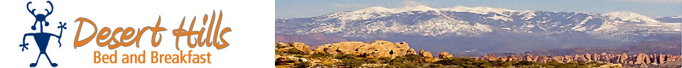 Desert Hills Bed & Breakfast Inn - Moab, Utah